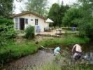 L'étang des Mirandes