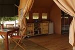 Camping/Gite Vallée de Lignac