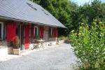 Atelier de la Charité (Mini-Camping-Vakantiehuisje-Gite)