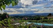 Vista sull'oliveto (Countryhouse Appartementen met ontbijt)